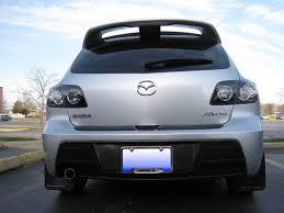 Looking to get Mazdaspeed 3 spoiler for my mazda 3 Hatch - Mazda3 ...
