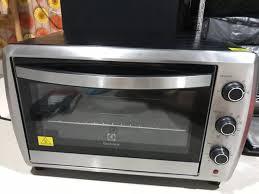 Lò nướng để bàn Electrolux EOT30MXC sản xuất Trung Quốc lò nướng lò nướng  điện lò