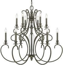 capital lighting 417702fg everleigh french greige chandelier lamp loading zoom