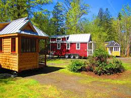 Small Picture Try the minimalist lifestyle at this tiny house resort in Oregon