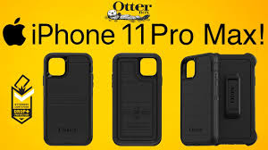 Otterbox Comparison Chart Otterbox Defender Series Case For Apple Iphone 11 Pro Max