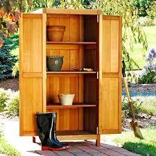 storage shelves brookbend cedar patio