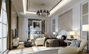 modern luxurious master bedroom. Full Size Of Bedroom:cute Modern Master Bedroom Interior Design Rendering | 3d House, Large Luxurious B