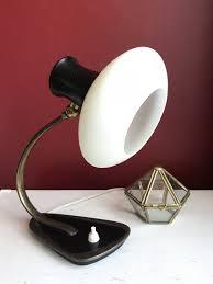 Art Deco Lampje Nachtkastjebureau