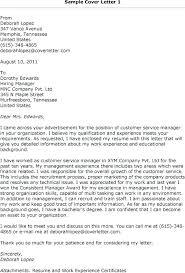 Sample Cover Letter It Manager Resume Letter Directory