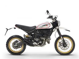 2017 ducati scrambler desert sled first look gallery and video