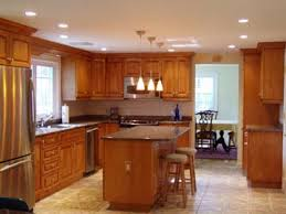 recessed lighting kitchen. Can Light Spacing Kitchen Recessed Lighting Placement N