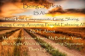 Selfless Quotes Fascinating Being Selfless Quote By Pamela J Wells Words To Live By