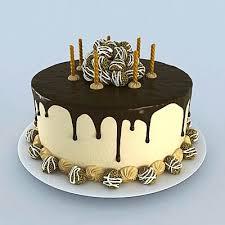 3d Model Cake 2995 Buy Download