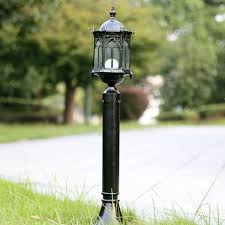 Old Fashioned Light Pole Homestia Antique Old Fashioned Lawn Lamp Landscape Charming