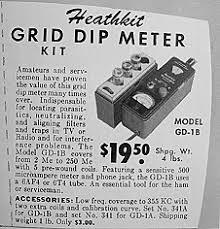 the radio builder mw receiver reflex 1t 1ic lm386 loop antenna heathkit grid dip meter