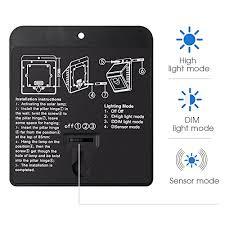 exterior motion sensor. mpow-bright-led-solar-light-security-lighting-outdoor- exterior motion sensor e