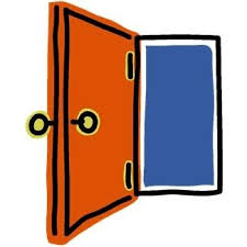 open and closed door clipart. Open Church Door Clipart Modren And Closed With Molding Stock Photo Image