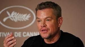 Matt Damon stopped using 'homophobic ...