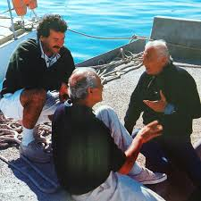 Cap d'Antibes, 1989. Paul Cayard with Raul Gardini and Gianni Agnelli.  Photo By Cino Ricci. • • • • #agnelli #the_agnelligram… | Gianni agnelli,  Gianni, Antibes