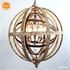 wood and metal orb chandelier metal and wood chandelier wooden chandelier wooden chandelier supplieranufacturers
