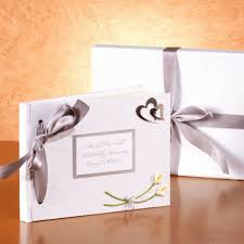 Personalised Silver Wedding Anniversary Photo Album The Gift