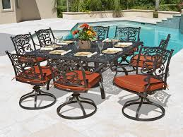 Use of Cast Aluminum patio furniture GADECOR