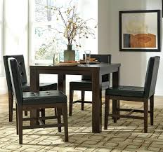black dining set for 2 room clearance furniture casual sets round table and chairs oak