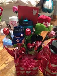 See more ideas about valentine bouquet, valentine, valentine gifts. Valentines Day For Him Simple And He Will Love It Diy Valentines Gifts Valentines Day Gifts For Him Boyfriends Valentines Day Baskets