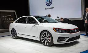 2018 volkswagen passat. beautiful 2018 volkswagen passat gt concept applies gti look to vwu0027s midsize sedan with 2018 volkswagen passat w