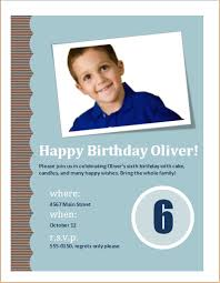 Birthday Invitation Flyer Template Unique Birthday Invitation Flyer Editable MS Word Template Formal Word