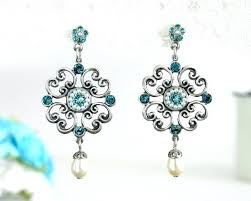 full size of swarovski crystal chandelier earrings wedding bridal crystals atelier dangle silver lace party home