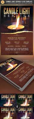 candle light service flyer template by godserv graphicriver candle light service flyer template church flyers