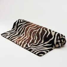 Zebra Bathroom Rug Similiar Zebra Bath Mat Keywords