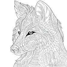 Grey Wolf Coloring Pages Grey Wolf Coloring Pages Grey Wolf