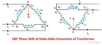 three phase transformer connections circuit globe 3 Phase Transformer Diagram phase shift of delta delta transformer 3 phase transformer connection diagrams