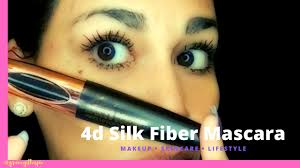 <b>4D SILK FIBER MASCARA</b> | LASHES | OCTOBER 2018 | BEAUTY ...