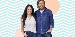Joanna Gaines and Chip Gaines ...