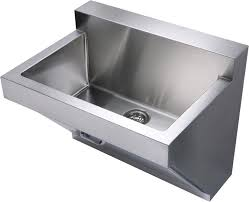 kitchen and utility sinks whitehaus stainless steel wall mount commercial utility sink whncw wit