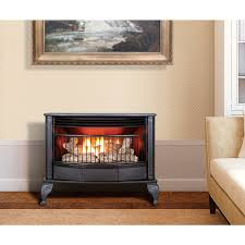 vent free gas fireplace logs with remote insert reviews