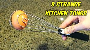8 Strange Kitchen Tongs Gadgets Put To The Test