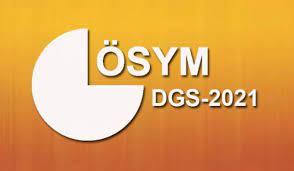2021 DGS sonuçları ne zaman açıklanacak? ÖSYM sınav sonuç tarihlerini  yayınladı! - GÜNCEL Haberleri