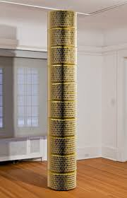 hive tower of telephone books by kristiina lahde