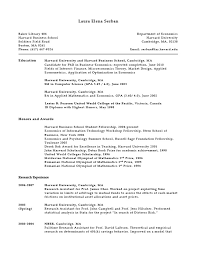 Harvard resume template for a resume objective of your resume 11