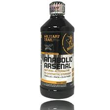natural anabolic testosterone booster by midway labs tribulus terrestris maca root eleuthero