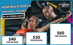 personal trainer cost at la fitness