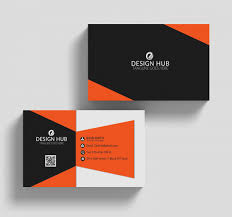 Simple Business Card Template Word Microsoft Sample Kit Black And