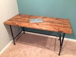 wood top desks how to build a desk wood table top view wood top desks contemporary