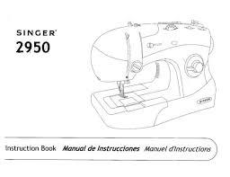 Singer Sewing Machine 2950