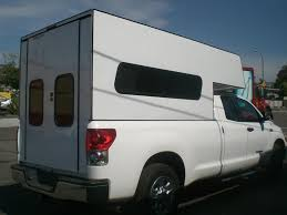 Photo of Truck Bed Camper Shell