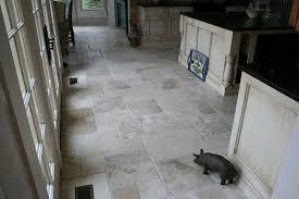 Porcelain tiles for kitchens Hardwood Kitchenfloor4jpg The Home Depot Kitchen Dining Area Floors Installations Plus