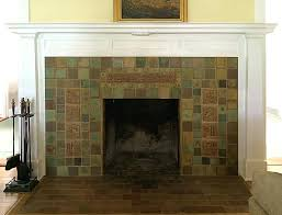 craftsman tiles rose villa fireplace craftsman bathroom tile ideas
