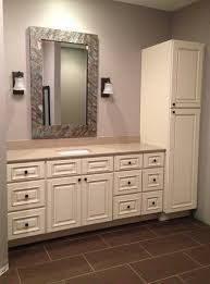 vanity cabinets for bathrooms. Lofty Idea Bathroom Vanities And Linen Cabinets On Vanity Amazing Design Ideas With Cabinet For Bathrooms