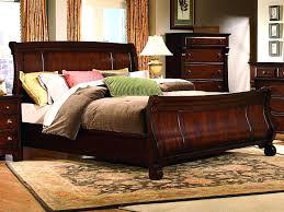 Sleigh Bed Frame California King Queen Cheap Size Mahogany. Sleigh Bed  Frame Full Size King Uk Headboard.