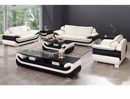 modern leather sectional sofas. Modern Leather Sectional Sofa Group Side Table+Coffee Table+TV Cabinet Sofas T